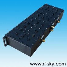 1920-2170MHz de alta frecuencia WCDMA uhf rf Duplexer