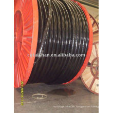 Resistente al fuego cubierta de PVC aislamiento XLPE cable de alimentación 3 * 300 mm2