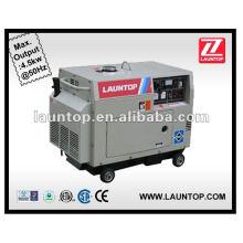 Gerador silencioso da gasolina 5.0KW 50HZ 3000RPM