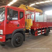 Ce ISO certificado Cormach grúa montada sobre camión grúa telescópica hidráulica