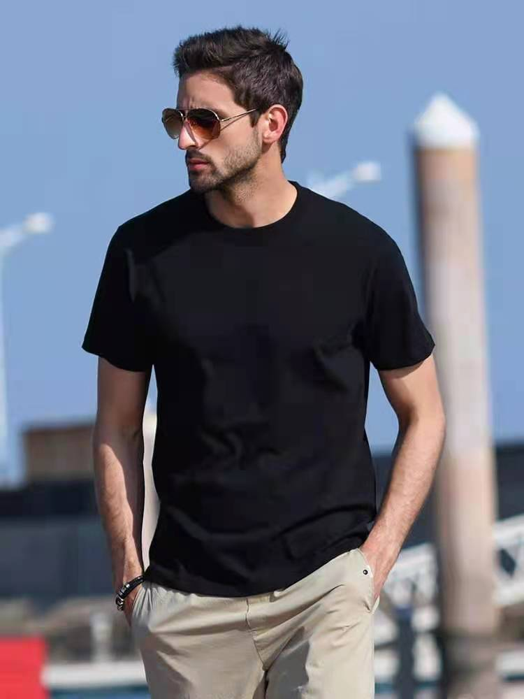 Men's Slim Short Sleeve T-Shirt
