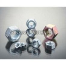 Écrous hexagonaux en acier inoxydable