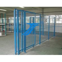 Fengcing d'isolation d'entrepôt, atelier a soudé la barrière de grillage,