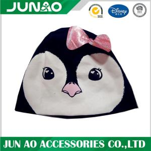 Customize cute design cotton hat for kids