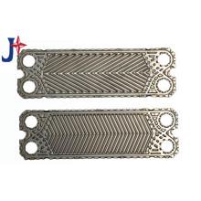 Placa de trocador de calor do aço inoxidável (igual a Alfa Laval H7/H10/JWP-26/JWP-36/MA30-M/MA30-S/MS6/MS10/MS15)