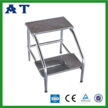 Stainless steel Skid-proof double footstep