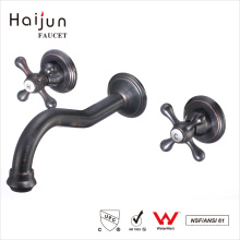 Haijun Products China Handy Wall Handle Wall Gates Basin torneira