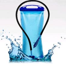 Bicyclette Bouche d'eau Sac à vessie Hydratation Camping Randonnée Escalade Bleu