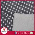 2018 100% polyester petite couverture douce en molleton Coral imprimé