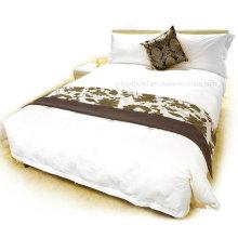 100% Nature Pure Linen Bedding Set, Bed Linens Duvet Cover