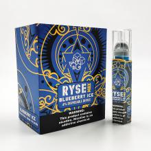 Stylo vaporisateur jetable e-cigarette Blueberry de qualité supérieure