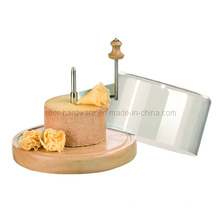 Cheese Cutting Board with ABS Plastic Cover (SE1903)