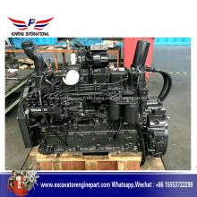 Rebuid CUMMINS 6BTA5.9 Dieselmotoren für Bagger