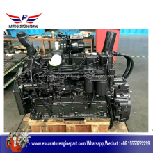 Rebuid CUMMINS 6BTA5.9 motores diesel para escavadeira
