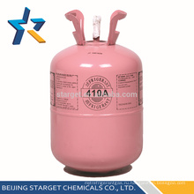 Конкурентоспособная цена экологически чистый хладагент r410a с высокой чистотой 99,8%