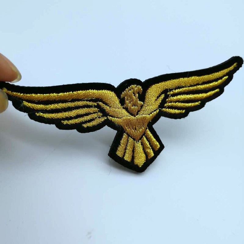 Embroidery Army Patch