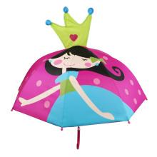 B17 Cartoon Regenschirm Regenschirm Kinder Regenschirm Großhandel