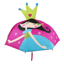 B17 guarda-chuva dos desenhos animados guarda-chuva de crianças por atacado