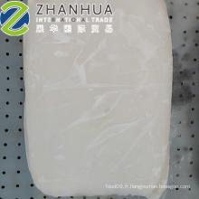 Filet de calmar géant sans peau congelé de vente chaude 2-4kg aucun traitement chimique