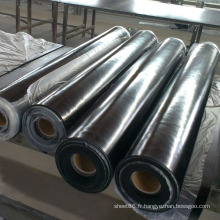 Feuille en caoutchouc d'isolation de feuille en caoutchouc de SBR de prix usine