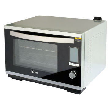 Table Type Steam Baking Oven dengan CE