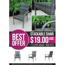 ATC Best Offer Stackable Chair in Monthly Promotion item