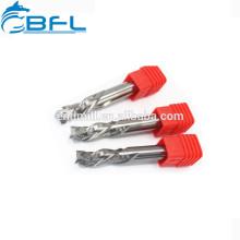 BFL 2 Flöte Up & Down Holzschneider, CNC-Drehmaschine Holzschneidwerkzeuge