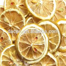 высушенный ломтик лимона