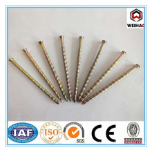China manufactuer flooring nails