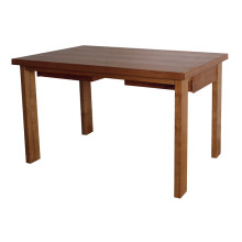 Wooden Hotel Dining Table Canteen Table