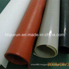 Good Resilience Smooth Silicone Rubber Sheet