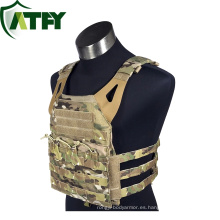 Chaleco antibalas de moda Chaleco antibalas Chaleco balístico al por mayor Nivel 4 para militares y ejército