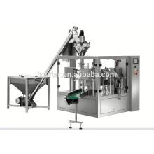 rotary type premade bag packing machine for dried fruit