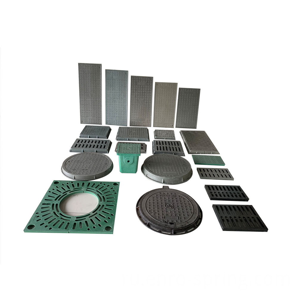 Manhole Covers With SMC Materials