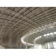 Edelstahl Space Frame Gitterstruktur
