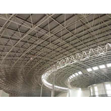 Stainless Steel Space Frame Grid Structure