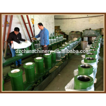 mud pump liner for well drilling