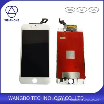 Écran tactile d'affichage à cristaux liquides de pièces de téléphone pour le verre d'écran tactile d'iPhone6s