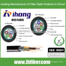 fiber optical Steel Tape layer Loose Tube Outdoor Cable(GYTS)
