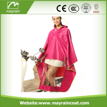 Raincoats Type Reusable Custom Printed Rain Ponchoes