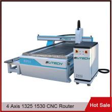 3D CNC Holzschnitzerei Maschinenskulptur