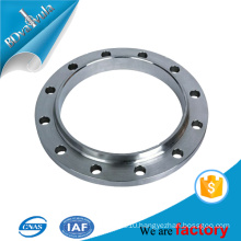 Casted steel plate pipe flange for water oil gas industry in BD VALVULA