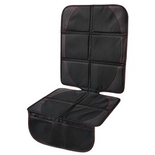 Waterproof Baby Car Seat Cover Protector with Organizer