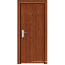 Puerta interior de PVC hecha en China (LTP-8010)