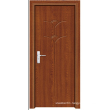 Interior PVC Door Made in China (LTP-8010)