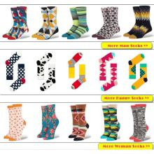 Chinese Factory Customize All Kinds of Men`S and Women`S Socks