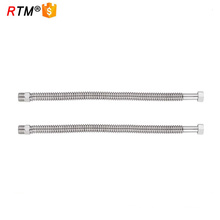 J17 stainless steel corrugated tubing stainless steel flexible tube