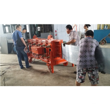 Hot sale storage grain feed steel Silo building machine bin making arch
