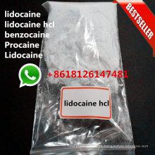 Benzocaine Hydrochloride Powder HCl Antipyrine Benzocaine Base Local Anesthetic Drugs