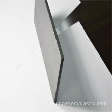 Extruded plastic ESD PEI sheet